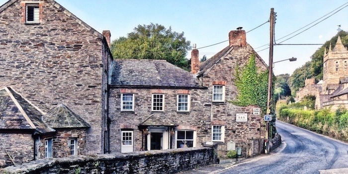 The Old Mill House Bed and Breakfast Padstow