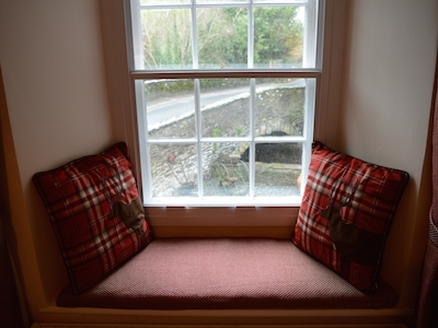 The Stable Window Seat