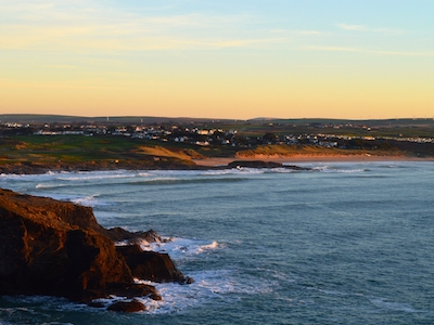View to Constantine Bay